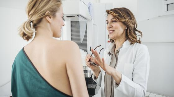 Are mammograms responsible for breast cancer