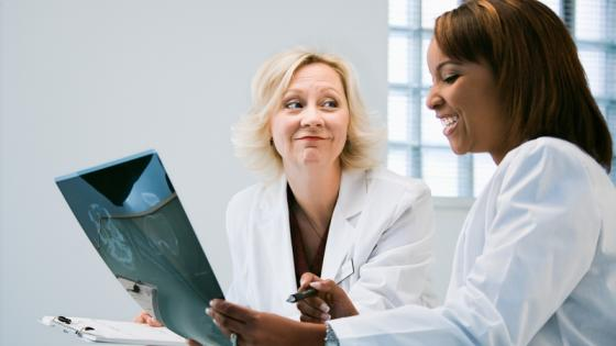 How to improve the diversity of your radiology department's